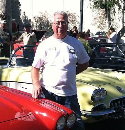 "Car Set//6 53-55 Corvette Side Curtain Frame Lower Weatherstrip 1//4/"" Rivets"